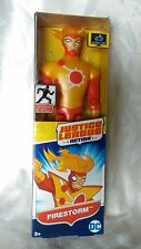 "NEW DC COMICS { FIRESTORM 12"" INCH ACTION FIGURE } DC Justice League { Posable }"