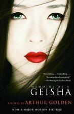 Memoirs of a Geisha Golden, Arthur Paperback