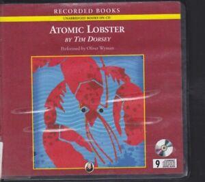 ATOMIC LOBSTER by TIM DORSEY ~ UNABRIDGED CD AUDIOBOOK