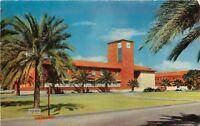Tuscon AZ~University of Arizona~Student Union Building~1950s Postcard