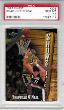 1997 Finest Los Angeles Lakes Show Stoppers Shaquille O'Neal PSA GEM MT 10 rare!