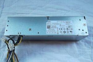 ORIGINAL DELL OPTIPLEX 9020 7020 3020 SFF 255w POWER SUPPLY