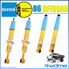 Nissan Navara D40 Bilstein B6 Offroad Monotube Front and Rear Shock Absorbers