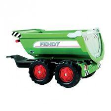 Rolly Toys Fendt Halfpipe-Kipper rollyHalfpipe Kipper Trailer Anhänger grün
