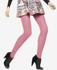 f4dc5c730517f L135 Hue Ocean Rose Pink Non Control Top Opaque Tights - Size 1 Small