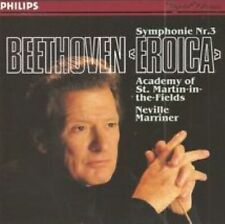 "Beethoven: Symphonie no 3 ""Eroica"" / Marriner Academy of St. Martin-in-the-Field"