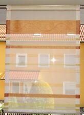 Scheibengardinen Breite 46 cm x Höhe 67 cm -  neu  - modern - Gardine - Paneel