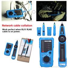 FWT11 RJ11 RJ45 Telephone Wire Tracer Tracker Toner Ethernet LAN Network Tester