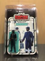Recarded 1980 Kenner Star Wars Action Figure Bespin Security Guard 69640 Display