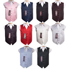 Waistcoat Black Occasion Wear & Accessories for Boys