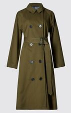 MARKS AND SPENCER ALEXA CHUNG 'THE FRANCES TRENCH' TRENCH COAT JACKET 14 BNWT