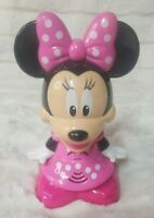 Minnie Mouse Flashlight Talking Toy Mickey Mouse Clubhouse Pals Disney Tested