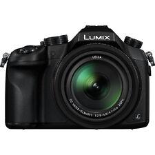 Panasonic LUMIX FZ1000 4K QFHD/HD 20.1MP 16X Long Zoom Black Digital Camera