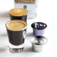 Reusable Coffee Capsules Set Compatible For Verismo/K FEE/CBTL Coffee Machine