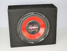 """Sony Xplod xs-L1035 Subwoofer 10"""" w/ DHD Power Cruiser Crossover Amp NTX-2005"""