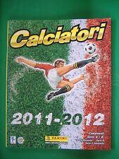 ALBUM CALCIATORI 2011-2012 PANINI COPIA OMAGGIO NUOVA SENZA FIGURINE