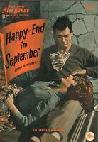 IFB 5964 | HAPPY-END IM SEPTEMBER | Rock Hudson, Gina Lollobrigida, Sandra Dee