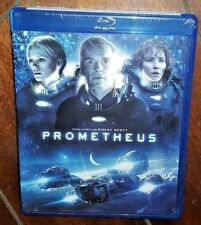 Prometheus (Blu-ray Disc, 2012) Noomi Rapace/Michael Fassbender/Charlize Theron!
