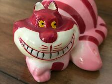 "3 5/8"" Cheshire Cat Figurine •Walt Disney Productions•Chips Have Been Touched Up"