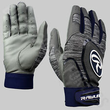Rawlings 5150 Youth Baseball Batting Gloves - Navy (NEW) Lists @ $22