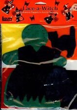 Lauri Lace-a-Witch Halloween Puppets to Sew & Decorate (NEW) LR-2595