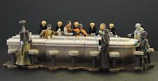 Star Wars ANH Mos Eisley Cantina 13-Figure Lot Playset Band Bar Sections Patrons