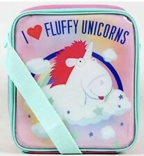 New Despicable Me 'I Love Fluffy Unicorns' LunchBag / lunch bag By Zak