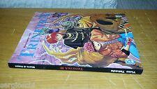 TRINETRA # 10 - 3X3 OCCHI - YUZO TAKADA - EDIZIONE STAR COMICS - MANGA - MN23