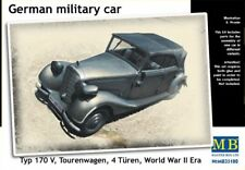 Master Box 1/35 German Military Car Typ 170 V Tourenwagen 4 Door 35100