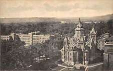 La Crosse Wisconsin Maria Angelorum Chapel Convent Antique Postcard K20430