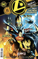 DC COMICS LEGION OF SUPER HEROES #6 1ST APPEARANCE OF GOLD LANTERN 2nd Print NM