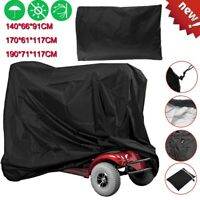 3 Sizes Mobility Scooter Storage Cover Wheelchair Waterproof Rain Protection New