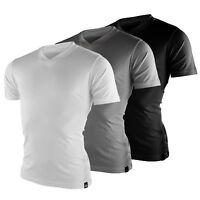 Dickies V-Neck MC Multipack 210204 Herren T-Shirts Set 3er Pack NEU