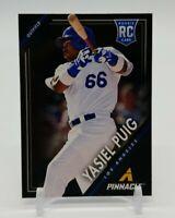 2013 Pinnacle YASIEL PUIG RC Rookie Card #193 Los Angeles Dodgers Pinnacle