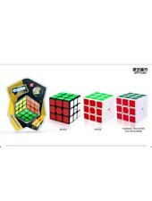 3x3x3 magic cube stickerless puzzle cubes professional speed  educational toys