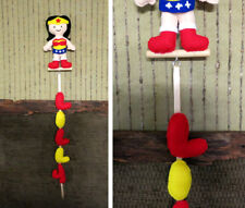 Wonder Woman Personalized Name Banner
