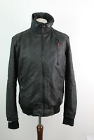 SUPERDRY Mens Moody Norse Bomber Jacket size L