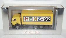 """Mercedes-Benz SK Koffer-LKW """"HEINZ-92"""" limitierte Auflage 1:87 OVP (R1_2_64)"""