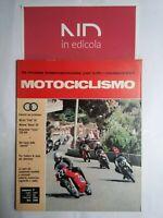 MOTOCICLISMO LUGLIO 1967 - MIVAL TRIAL 50  MOTOM DAINA 50  HUSQVARNA CROSS 250 E