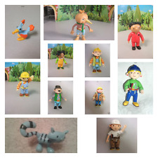 Bob The Builder Figures -   Please Select From The Stock Menu