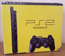 Empty SONY PS2 Slim Slimline Replacement Box Only - *EMPTY*