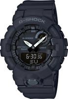 NEW Casio G-shock GBA800-1A Super Illuminator Bluetooth Step Tracker Black Watch