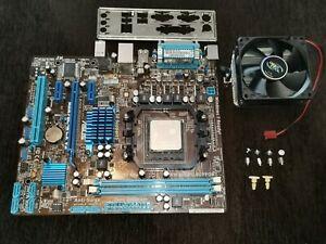 Motherboard ASUS M5A78L-M LX V2-mATX-Socket AMD AM3+/+CPU AMD Sempron 145/2.8Ghz