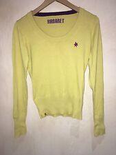 Kabaret Mustard Yellow Jumper Size 12<NH2595