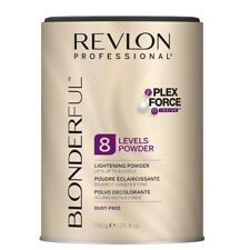 Revlon blonderful 8 LIGHTENING POWDER 750g Bleaching Highlights Blonde Powder