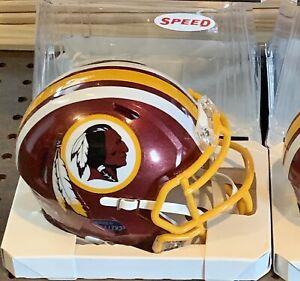 WASHINGTON REDSKINS Football Team Riddell Speed Mini Helmet 11 Available