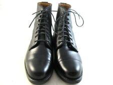 "Allen Edmonds ""Sullivan Street"" Boots 7 D  Black   (957)"