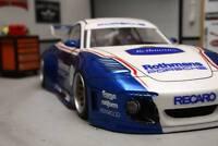 RC Drift Karo Body  1/10 Porsche 997 Slant nose