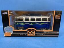 + Jada Collector's Club Ltd Edition 1:24 Diecast 1962 Volkswagen Bus NIB *ST