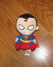 """SUPERMAN mini 5"""" DC Comics FUNKO plush bean bag toy 2015"""